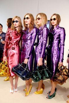 Online Fashion Week 2012 - News And Updates (Vogue.com UK) #MACxNastyGal