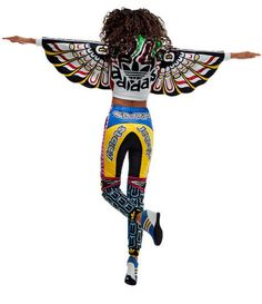 The Adidas Original Jeremy Scott Line is Ingeniously Creative and Vibrant #JeremyScott #Fashion