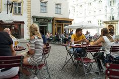 We asked several Viennese locals for their favorite places off the beaten path and their insider tips for Vienna. Read all about them here! Vienna Cafe, Vienna Hotel, Coffee Shops, Hidden Places, Places To Go, Restaurant Bar, Places Around The World, Around The Worlds, River Cruises In Europe