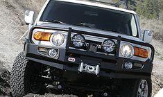 ARB FJ Cruiser Deluxe Front Bumper 2010-12 [3420210/3520020] - $1,053.19 : Pure FJ Cruiser Accessories, Parts and Accessories for your Toyota FJ Cruiser