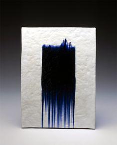 Jun Kaneko, Wall slab 1996