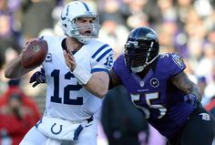 """""""Breaking Down Andrew Luck's 2012 Form and Highlighting Where He Must Improve"""" Bleacher Report (January 16, 2013)"""