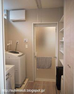 今日は洗面所のWEB内覧会です。 ■ 水周りが近いので楽チンです! 間取り図でピンク色にした部分が、我が家の洗面所です。 キッチン、トイレ、洗面所、お風呂の水周りが、家の東側に集中しているので動線が良く、生活がしやすいです。 リビングの扉を...