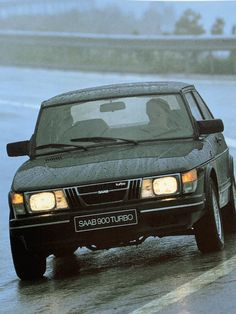 Brochure Image For The Saab 900 Turbo Saab 900, Flat Nose, Vroom Vroom, Cars And Motorcycles, Vintage Cars, Dream Cars, Transportation, Classic Cars, Automobile