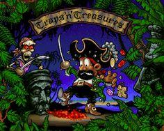 Traps n' Treasures - Amiga 500