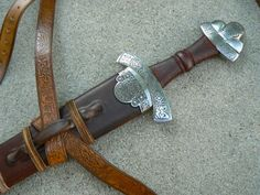 Christian Fletcher Swords and Scabbards. So very nice!