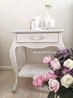 +Romantikevim:Romantik ev dekorasyonu : cicek desenleri ... | My Shabby Chic Home | Bloglovin'