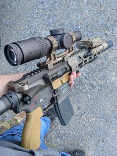 Military Weapons, Weapons Guns, Guns And Ammo, Firearms, Shotguns, Bcm Rifles, Custom Guns, Cool Guns, Assault Rifle