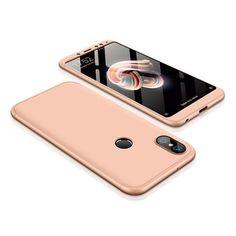 7ebe0c815 Xiaomi redmi note 5 case redmi note 5 pro prime case back iopcooem luxury  hard protection 360 full cover redmi note 5 case