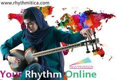 Persian Tar online classes by Parisa Kashefi-Rhythmitica academy