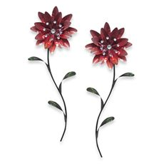 Metal Flower Wall Art metal flowers wall art | metal flowers and products