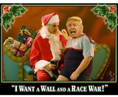 Drop him on his head Santa! Absolute Power Corrupts Absolutely, John Trump, Pro Choice, Cartoon Memes, Stupid People, Hilarious, Funny, Reality Tv, Dumb And Dumber
