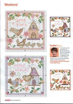 Gallery.ru / Фото #8 - Cross Stitch Crazy 173 - WhiteAngel