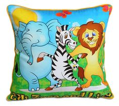 CUSHION COVER - FlickDeal