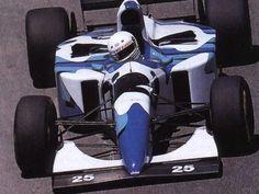 1993 Ligier JS39 Martin Brundle