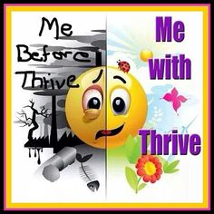 This could NOT be closer to the truth!!!!! I LOVE the way I feel & enjoy life again!!! Therefore, I LOVE MY THRIVE!!!! Call, text, tweet, message and/or go to my website @ www.letyz_rocks.le-vel.com to learn more & start YOUR THRIVE LIFE!!! You can also sign-up FREE at my website!!!
