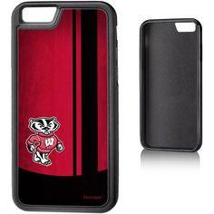 Wisconsin Badgers Apple iPhone 6 (4.7 inch) Bumper Case
