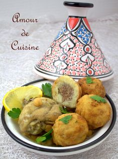 potatoe with pennyroyal (batata fliou) | algerian food, cuisine