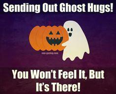 Ghost Hugs