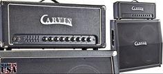 Carvin X100B Series Guitar Amplifiers