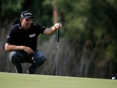 Padraig Harrington: 'I don't want Ryder Cup captaincy yet'