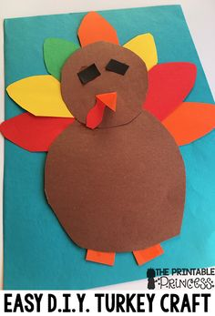Your Kindergarten classroom and homeschool students are going to love the Thanksgiving read alouds, easy DIY crafts, and no prep activities included at this blog post! You'll see 13 great book ideas, an easy turkey craft project, a FREE Thanksgiving place mat download perfect for Thanksgiving day, and no prep printables that help cover CVC words, beginning - middle - end sounds, alphabet recognition, numbers to five and ten, and more for your math or literacy centers, morning work, & more!