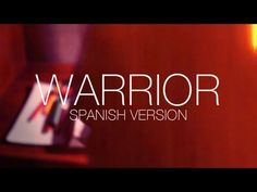 ▶ Warrior (spanish version) - Kevin Karla & La Banda (Lyric Video) - YouTube