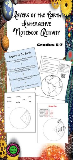 bill nye earth 39 s crust worksheet answer sheet and two quizzes earth bill o 39 brien and. Black Bedroom Furniture Sets. Home Design Ideas