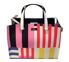 Kate Spade Handbag Kyra Bag Arbour Hill Printed  #KateSpade #Satchel