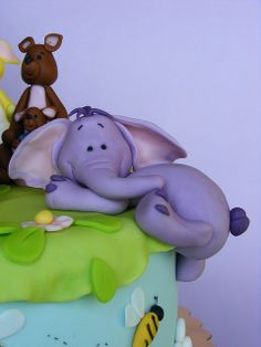 Winnie The Pooh cake | Flickr - Photo Sharing!