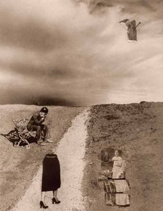 Grete Stern | Estrangement, Dream Nº. 20