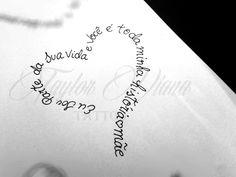 Dia das mães Ems Tattoos, Wrist Tattoos, Future Tattoos, Bubble Tattoo, Ampersand Tattoo, Delicate Tattoo, Easy Drawings, Tattoo Inspiration, Tattoo Quotes