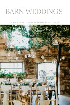 Barn wedding Ideas. If you are having a barn wedding reception do check out these real life weddings for inspiration. Natalie James, Fine Art Wedding Photography, Wedding Reception, Wedding Ideas, Woodland, Barn Weddings, Table Decorations, Real Life, Inspiration