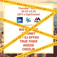 Thursday Boat 11 - SBTV x SighTracked *Sold Out*