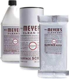 Mrs. Meyer's Lavender Bathroom Basics Set