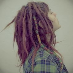 Such a beautiful head of dreads! And I love the dread-wrap. From lazyeye Dreadlock Hairstyles, Cool Hairstyles, Dread Wraps, Beautiful Dreadlocks, Pretty Dreads, Hair Wrap Scarf, Natural Hair Styles, Short Hair Styles, Dreads Girl