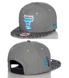 NEW ERA Team snapback cap Adjustable strap on back Embroidered team logo on front Velour feel elephant print brim Jimmy Jazz Exclusive