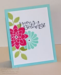 Jill's Card Creations: 5 days of Crazy About You!!!