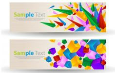 Free vector banners with floral background design in encapsulated postscript . Vector Free Download, Free Vector Graphics, Eps Vector, Sale Banner, Graphic Art, Images, Clip Art, Illustration, Banner Ideas
