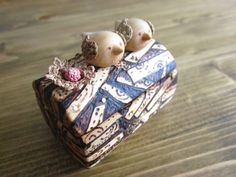 Loving birds engagement ring box, Rustic Wedding, Handmade Ring Box, Unique engagement, wood carving, Marry Me box, One of a kind ring box - pinned by pin4etsy.com