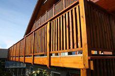 verandarekkverk tre - Google-søk Balcony, Yard, Google, Home Decor, Terrace, Homemade Home Decor, Garten, Courtyards, Decoration Home