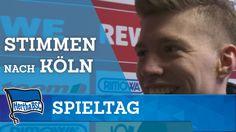 Stimmen nach Koln - Schelle - Weiser - Platte - Bundesliga - Hertha BSC - Berlin 2016 #hahohe
