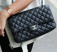 I cannot get enough of Chanel.