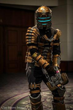 Dead Space Cosplay(My Second Favorite Game)