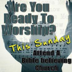 #church #worship #Sunday #Bible #Biblebelieving #churchservice #hymns
