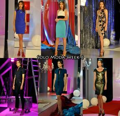Which Was Your Favourite Nieves Alvarez Look From Solo Moda Week 6