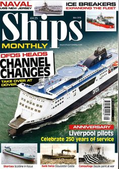 Ships Monthly May 2016