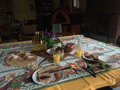Amazing breakfast at Bella Baita