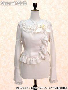 Innocent World - rozen maiden kirakishou blouse