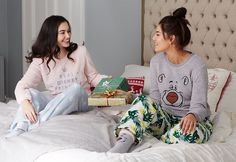 Primark Womenswear Disney Pyjamas AW16-The moral of the story is, don't change a thing this year: indulge your family traditions, and get to your nearest Pri-Pri before all these badboys go. You can't take a day off though, don't forget to send us some snaps on Social, or post your customary PJ-unveiling on Primania. Mwah!